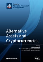 Special issue Alternative Assets and Cryptocurrencies book cover image