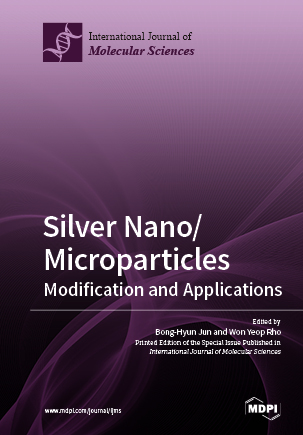 Silver Nano/microparticles: Modification and Applications