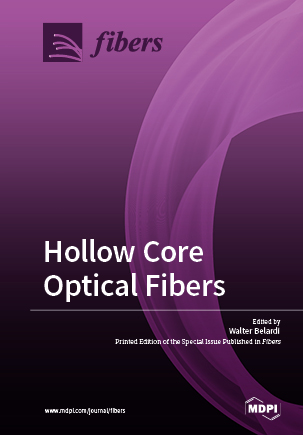Hollow core optical fibers