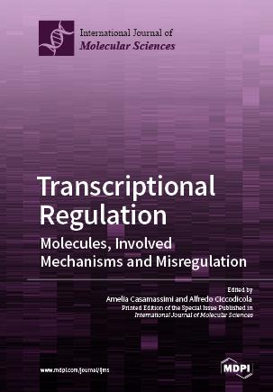 Transcriptional Regulation: Molecules, Involved Mechanisms and Misregulation