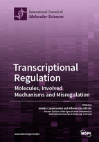 Special issue Transcriptional Regulation: Molecules, Involved Mechanisms and Misregulation book cover image