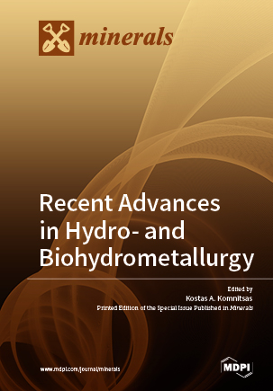 Recent Advances in Hydro- and Biohydrometallurgy