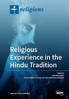 Special issue Religious Experience in the Hindu Tradition book cover image