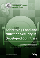 Special issue Addressing Food and Nutrition Security in Developed Countries book cover image