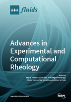 Special issue Advances in Experimental and Computational Rheology book cover image