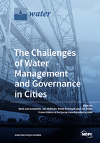 Special issue The Challenges of Water Management and Governance in Cities book cover image