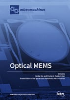 Special issue Optical MEMS book cover image