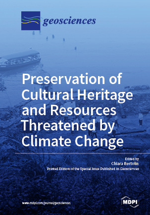 Preservation of Cultural Heritage and Resources Threatened by Climate Change