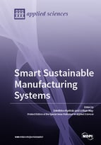 Special issue Smart Sustainable Manufacturing Systems book cover image