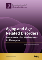 Special issue Aging and Age-related Disorders: From Molecular Mechanisms to Therapies book cover image