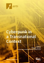 Special issue Cyberpunk in a Transnational Context book cover image
