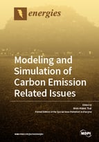 Special issue Modeling and Simulation of Carbon Emission Related Issues book cover image