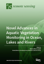 Special issue Novel Advances in Aquatic Vegetation Monitoring in Ocean, Lakes and Rivers book cover image