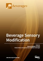 Special issue Beverage Sensory Modification book cover image