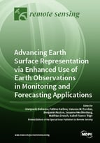 Special issue Advancing Earth Surface Representation via Enhanced Use of Earth Observations in Monitoring and Forecasting Applications book cover image