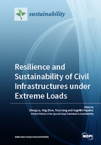 Special issue Resilience and Sustainability of Civil Infrastructures under Extreme Loads book cover image