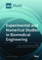 Special issue Experimental and Numerical Studies in Biomedical Engineering book cover image