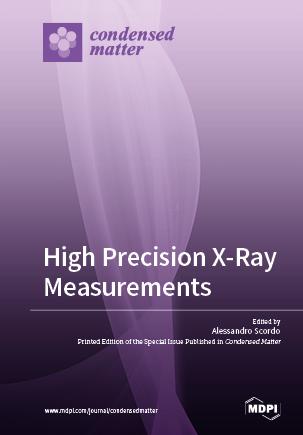 High Precision X-Ray Measurements