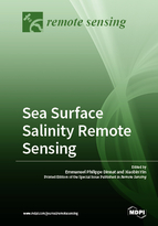 Special issue Sea Surface Salinity Remote Sensing book cover image