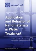 Special issue Application and Behavior of Nanomaterials in Water Treatment book cover image