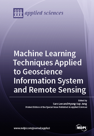 Machine Learning Techniques Applied to Geoscience Information System and Remote Sensing