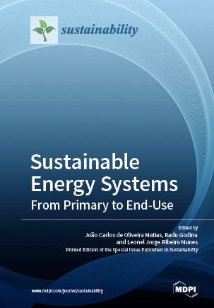 Sustainability   An Open Access Journal from MDPI