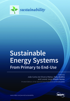 Special issue Sustainable Energy Systems: From Primary to End-Use book cover image