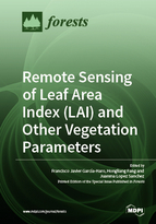 Remote Sensing of Leaf Area Index (LAI) and Other Vegetation Parameters