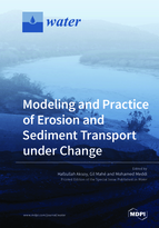 Special issue Modeling and Practice of Erosion and Sediment Transport under Change book cover image