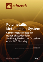 Special issue Polymetallic Metallogenic System book cover image