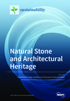 Special issue Natural Stone and Architectural Heritage book cover image