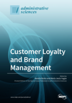 Special issue Customer Loyalty and Brand Management book cover image