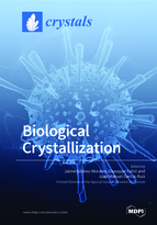 Special issue Biological Crystallization book cover image