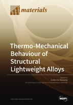 Special issue Thermo-Mechanical Behaviour of Structural Lightweight Alloys book cover image