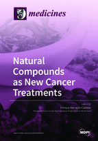 Special issue Natural Compounds as New Cancer Treatments book cover image