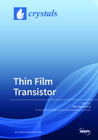 Special issue Thin Film Transistor book cover image