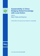 Special issue Sustainability in China: Bridging Global Knowledge with Local Action book cover image