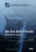 Special issue We Are Best Friends: Animals in Society book cover image