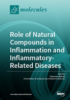 Special issue Role of Natural Compounds in Inflammation and Inflammatory-Related Diseases book cover image