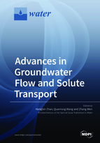 Special issue Advances in Groundwater Flow and Solute Transport: Pushing the Hidden Boundary book cover image