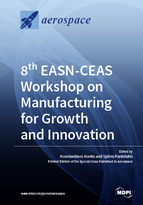 Special issue 8th EASN-CEAS Workshop on Manufacturing for Growth and Innovation book cover image