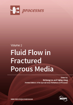 Special issue Fluid Flow in Fractured Porous Media book cover image