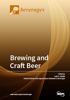 Special issue Brewing and Craft Beer book cover image