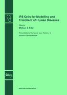 Special issue iPS Cells for Modelling and Treatment of Human Diseases book cover image