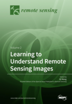 Special issue Learning to Understand Remote Sensing Images book cover image