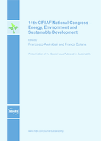 Special issue 14th CIRIAF National Congress - Energy, Environment and Sustainable Development book cover image