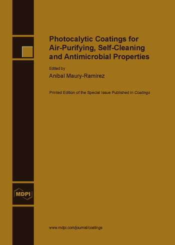 Photocalytic Coatings for Air-Purifying, Self-Cleaning and Antimicrobial Properties