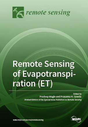 Remote Sensing of Evapotranspiration (ET)