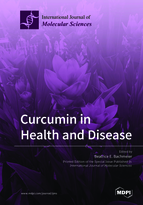 Special issue Curcumin in Health and Disease book cover image