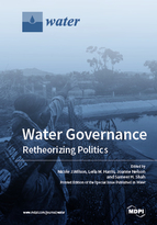 Special issue Water Governance: Retheorizing Politics book cover image